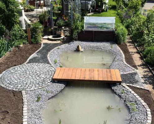 Brokt Gartenbau - Oase der Sinne